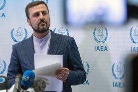 واکنش ایران به تصویب قطعنامه سه کشور اروپایی در شورای حکام