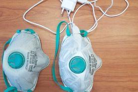 ساخت نوعی ماسک که با گرمای شارژر موبایل کرونا را از بین می برد