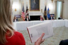 حمایت ترامپ از حمله اسرائیل به ایران در کتاب جان بولتون