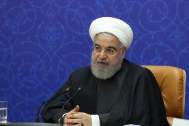 روحانی:  شوک ایجاد شده در بازار دلیل اقتصادی ندارد و گذرا است