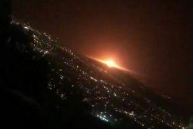 انفجاری مهیب  پارچین ربطی به تاسیسات نظامی ندارد