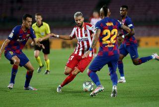 فوتبال در اروپا؛ بارسلونا دورتر از همیشه به قهرمانی