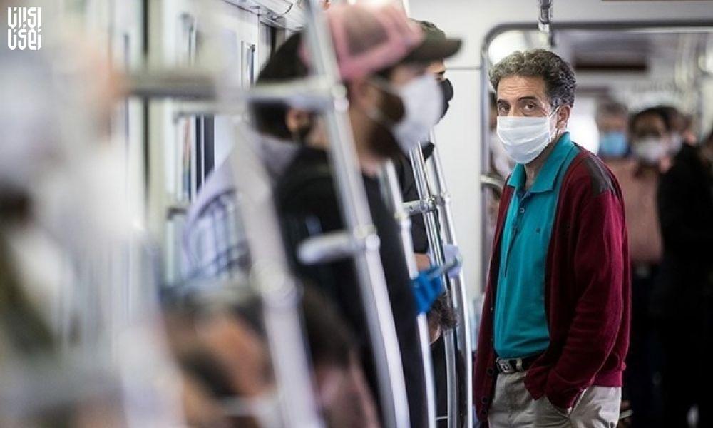 ورود مسافران بدون ماسک به مترو ممنوع است