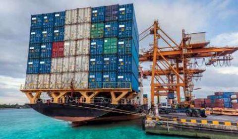 ارسال نخستین محموله ترانزیتی افغانستان از طریق بندرچابهار به چین