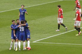 دیدار لندنی ها در فینال جام حذفی انگلستان؛چلسی از سد منچستریونایتد گذشت