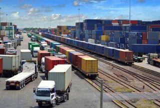 تجارت ایران به ۱۴ میلیارد دلار رسید