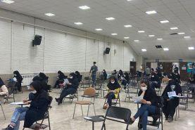 پروتکلهای بهداشتی در حوزههای کنکور دکتری رعایت شد