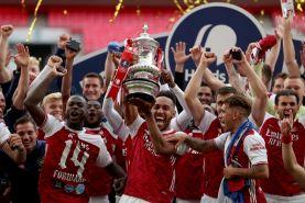 آرسنال به مقام قهرمانی جام حذفی انگلستان رسید
