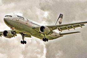 از سرگیری پرواز تهران-مادرید