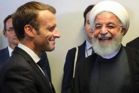 مکرون: دیدگاه ما در مورد تحریم های تسلیحاتی ایران با آمریکا متفاوت است.