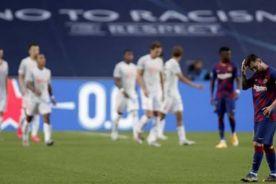 شکست تحقیر آمیز بارسلونا مقابل بایرن مونیخ