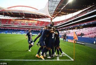 پاریسن ژرمن برای نخستین بار به فینال لیگ قهرمانان اروپا رسید