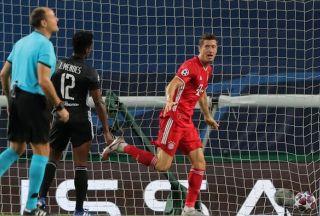 بایرن مونیخ حریف پاریسن ژرمن در فینال لیگ قهرمانان اروپا شد