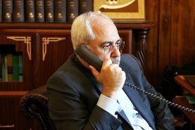گفتگوی تلفنی وزرای امور خارجه ایران و فرانسه