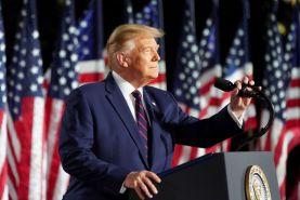 حمایت ترامپ از ریاست جمهوری یک زن در آمریکا