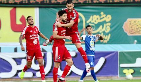تراکتور تبریز قهرمان جام حذفی
