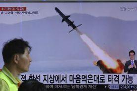 رونمایی از موشک قاره پیمای هواسونگ-۱۵ کره شمالی