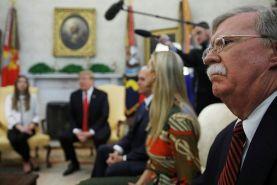 بولتون: تلاش آمریکا برای احیای تحریمهای ایران شکست خورد