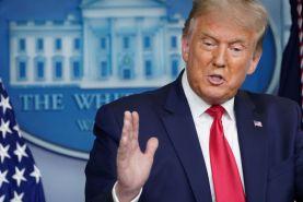 اعتراض چين به سخنان ترامپ در سازمان ملل متحد درباره گسترش کروناویروس