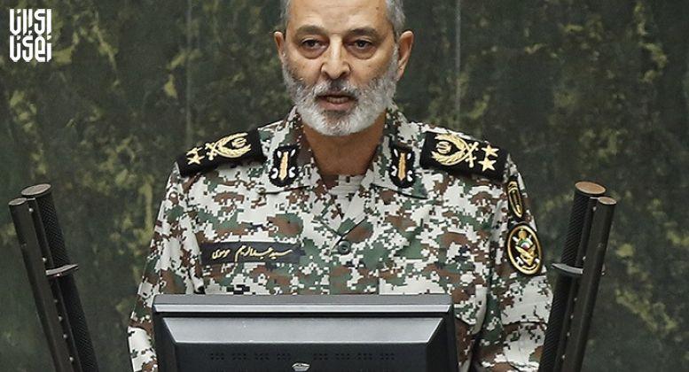 فرمانده ارتش: دفاع مقدس یک الگوی کامل از اراده و ایستادگی است