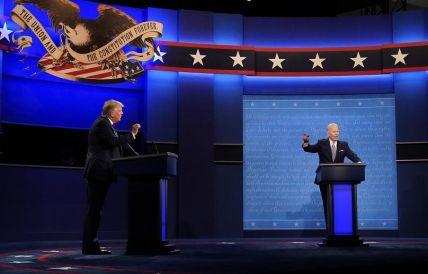 جزئیات نخستین مناظره جنجالی انتخابات ریاست جمهوری آمریکا