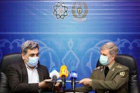 امضای تفاهمنامه وزارت دفاع و شهرداری تهران در زمینه افزایش ایمنی شهر تهران