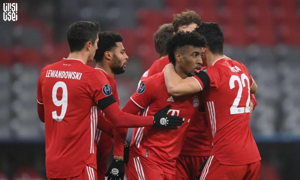 لیگ قهرمانان اروپا ؛ صعود بایرن مونیخ و منچسترسیتی