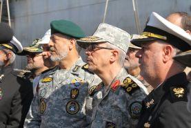 سرلشکر باقری: نیروی دریایی ارتش رویای قدرتهای فرامنطقهای برای تسلط بر منطقه را باطل کرد