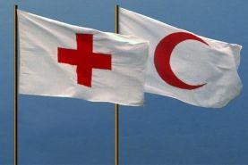 صلیب سرخ مبلغ 250 هزار فرانک برای خرید دستگاه اکسیژن به هلال احمر اهدا کرد