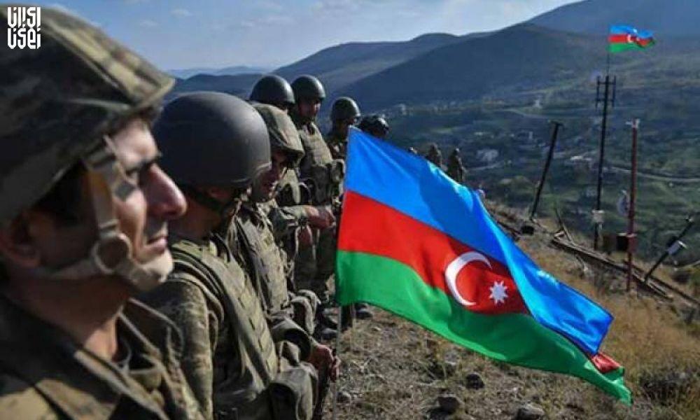ارتش جمهوری  آذربایجان پس از 28 سال وارد لاچین شد