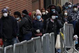 تازه ترین آمار کرونا در جهان ؛ 218 هزار مبتلای آمریکایی در 24 ساعت گذشته
