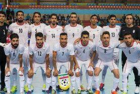 تازه ترین رده بندی تیم های ملی فوتسال جهان ؛ ایران اول آسیا و ششم جهان