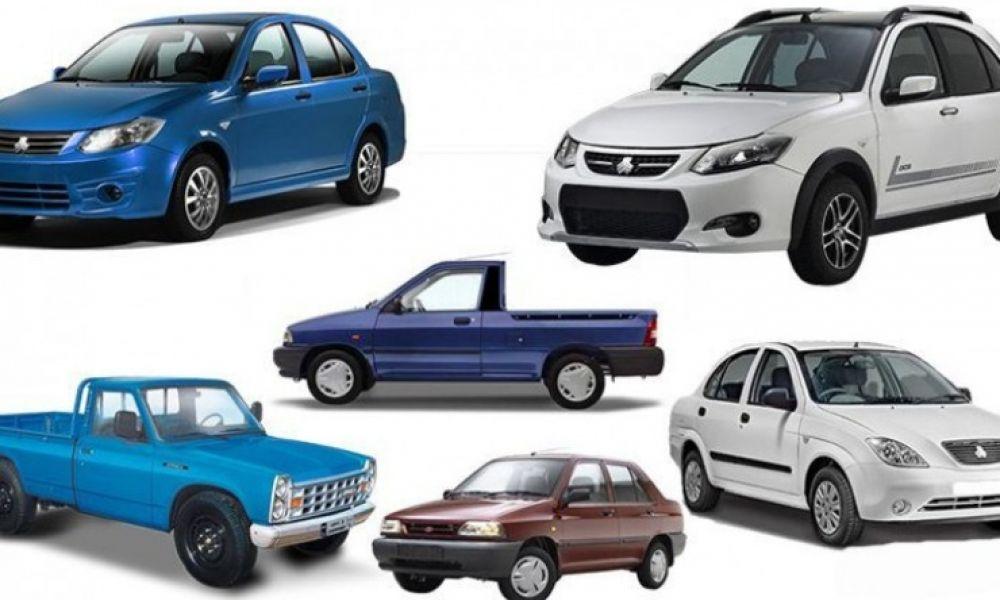 ثبت نام طرح جدید فروش فوری ۶ محصول گروه خودروسازی سایپا