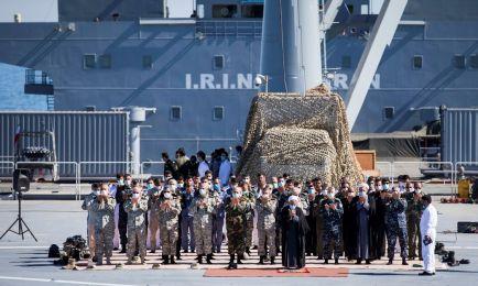 رزمایش دریایی l اقتدار 99 ارتش