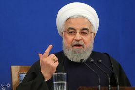 روحانی:مسیر را برای دولت بعد هموار میکنیم