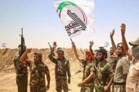 درگیری خونین الحشد الشعبی با عناصر تروریستی داعش