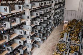کشف نزدیک به 7 هزار دستگاه ماینر ارز دیجیتال در تهران
