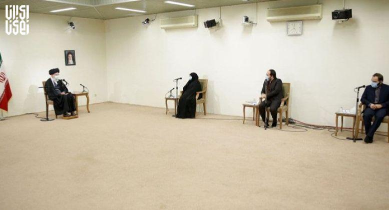 رهبر معظم انقلاب از برجستگیهای علمی و اخلاص شهید فخریزاده تجلیل کردند