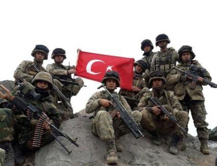 ترکیه دو عملیات نظامی خود علیه پ.ک.ک را آغاز کرد