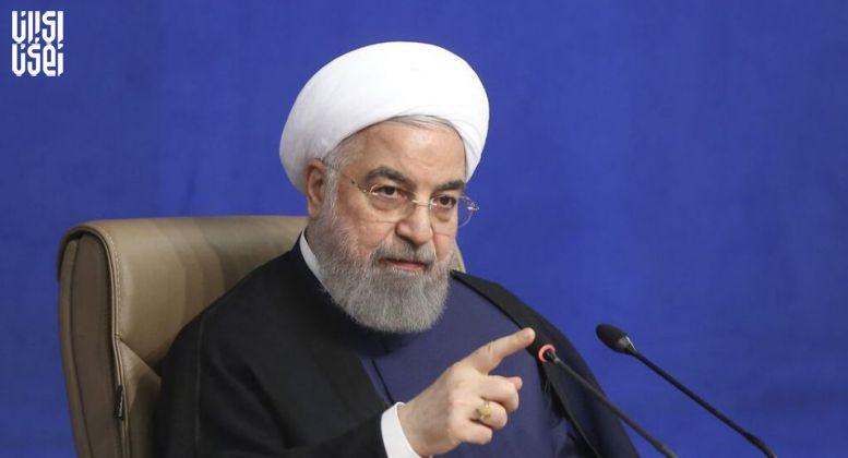 روحانی:  اگر کسی را میخواهید محاکمه کنید، باید مرا محاکمه کنید.