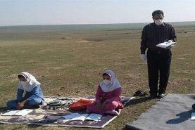 محرومیت 210 هزار دانش آموز ایرانی از تحصیل به خاطر کرونا