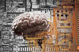 ارتقا هوش مصنوعی با سلولهای مغز انسان