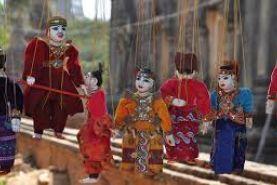 مجازی شدن جشنواره ی خیابانی عروسکی فجر