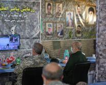 رزمایش پیامبر اعظم (ص) 16 نیروی زمینی سپاه پاسداران انقلاب اسلامی