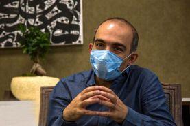 رئیس بخش عفونی بیمارستان مسیح دانشوری: تخت های بیمارستان در حال پر شدن است