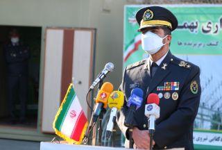 امیر سرتیپ علیرضا صباحی فرد: پدافند هوایی در سال جهش تولید بیش از 20 پروژه را طراحی و عملیاتی کرده است