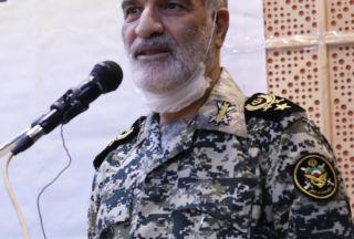 معاون اجرایی ارتش : سرباز محور و مدار امنیت جامعه است