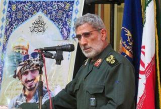 فرمانده نیروی قدس سپاه : خون شهدای مقاومت راه قدس را آزاد خواهد کرد