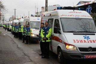 امکان مکانیابی تماس گیرندگان با اورژانس در 2 استان فراهم شد