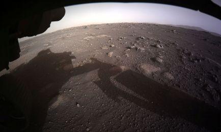 تصاویر جدید ناسا از سیاره سرخ